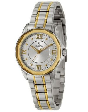 Bulova Bracelet Women's Quartz Watch 98L166