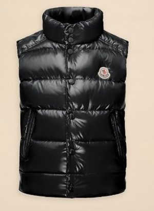 Moncler Boys' Tib Puffer Vest - Sizes 8-14
