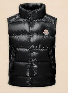 Moncler Boys' Tib Puffer Vest - Sizes 8-14