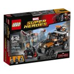 LEGO Super Heroes Crossbones' Hazard Heist 76050