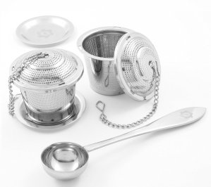 LuvlyTea Loose Leaf Tea Infuser (Set of 2)