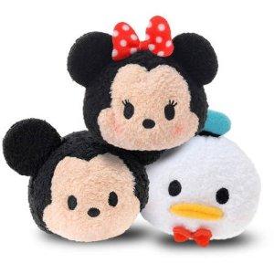 As Low As $8 Disney Tsum Tsum Mini Plush Sets On Sale @ Walmart.com