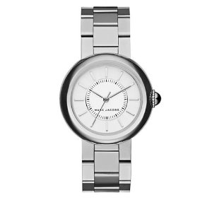 MARC JACOBS Courtney Stainless Steel Bracelet Watch