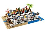 $49.79 LEGO® Pirates Chess Set