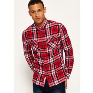 Refined Lumberjack Shirt