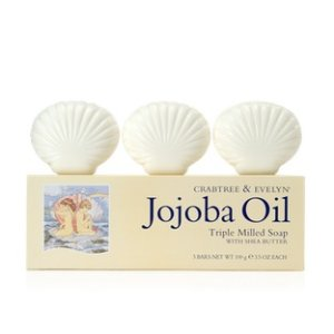 Jojoba Oil Triple Milled Soap Set