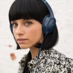 Bose SoundTrue around-ear wired headphones II Samsung and Android™ devices, Navy Blue/Black