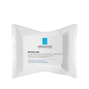 La Roche-Posay Effaclar Towelettes   SkinCareRx