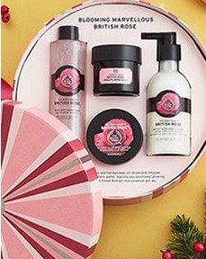 Dealmoon Exclusive! 30% Off Gifts Set+ 50% Off Everything Else @ The Body Shop Dealmoon Doubles Day Exclusive!