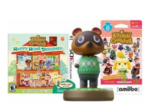 Up to 44% Off Select amiibo Animal Crossing Games and Cards