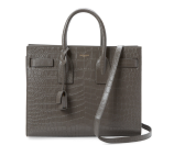 Classic Small Embossed Leather Sac de Jour Carryall by Saint Laurent Paris