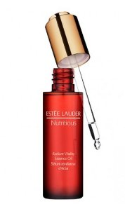 Free Travel Size Cleanser Estee Lauder Nutritious Radiant Vitality Essence Oil 30ml
