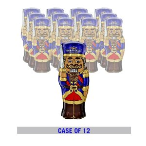 Ghirardelli Milk Chocolate Nutcracker Case Pack