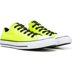 Converse Chuck Taylor All Star Seasonal Low Top Sneaker Volt