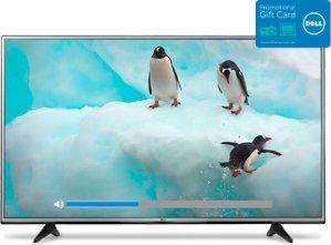 LG 55 Inch 4K Ultra HD Smart TV+$150 Gift Card