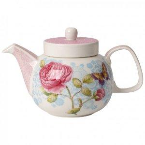 Rose Cottage Teapot 20.25 oz - Villeroy & Boch