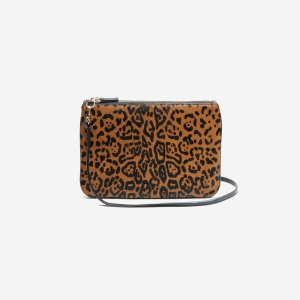 Addict Leopard Bag - Handbags - Sandro-paris.com