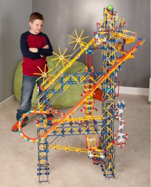 Up to 50% Off Select K'NEX Building Toys @ Amazon.com