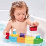 TOMY Bath Mix & Match Motorboat