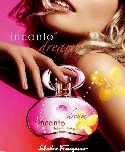 $22.48 Incanto Dream By Salvatore Ferragamo For Women. Eau De Toilette Spray 3.4 Ounces