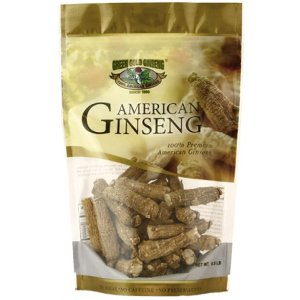 Half Short American Ginseng Extra Large 8oz bag