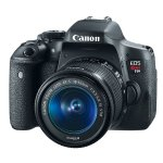 EOS Rebel T6i EF-S 18-55mm f/3.5-5.6 IS STM Kit Refurbished