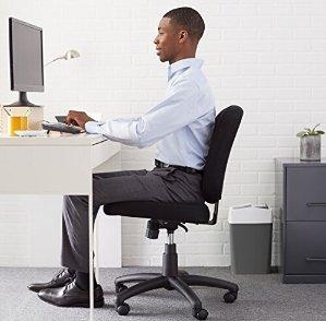 $47.99AmazonBasics Low-Back Task Chair