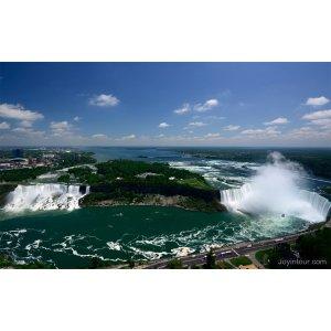 <7日美东名校知性之旅>:威严华盛顿、旖旎大瀑布、桃源阿米希、繁荣纽约