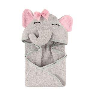 Hudson Baby Animal Hooded Towel