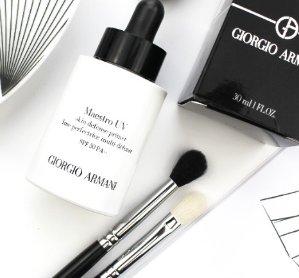20% Off With Giorgio Armani Primer Purchase @ Giorgio Armani Beauty