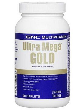 GNC Ultra Mega® Gold Multivitamin