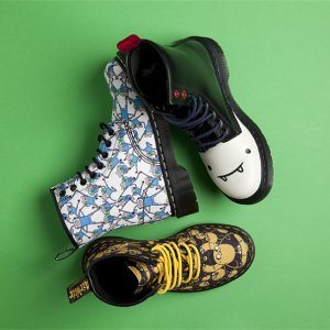 As Low as $59.99 Dr. Martens X Adventure Time Boots Sale @6PM