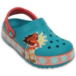 CrocsLights Moana™ Clog: Light Up Shoes for Kids - Crocs