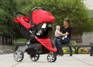 Up to 50% offStrollers & car seat sale @ Walmart