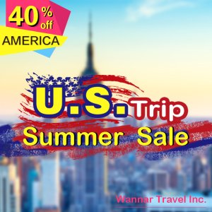 Save Up to 38% American Summer Sale @ wannar