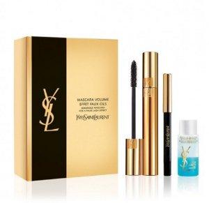£24 Yves Saint Laurent YSL Mascara Volume Effet Faux Cils Set