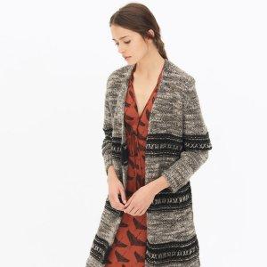 Nayeli Cardigan - Sweaters - Sandro-paris.com