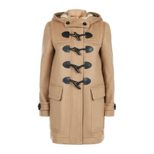Burberry Finsdale Straight Fit Duffle Coat