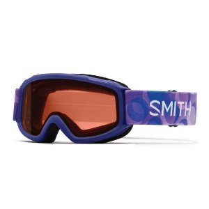 Smith Sidekick Youth Ski Goggles (Ultraviolet Dollop Frame/RC36 Lens) | Focus Camera