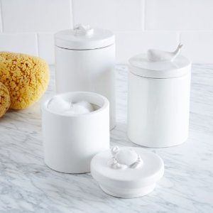 Nautical Animal Canisters | west elm