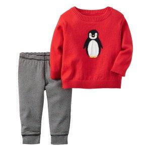 Baby Boy 2-Piece Little Sweater Set   Carters.com