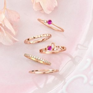 Extra 15% Off From $46.28 BLOOM Jewelry @ Amazon Japan