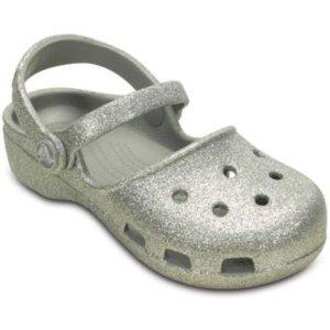 Girls' Crocs Karin Sparkle Clog | Girls' Clogs | Crocs Official Site