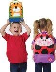 $17.95(reg.$39.95) Stephen Joseph Little Boys' Mini Sidekick Backpack