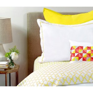 Starting at $27.98 Sabrina Soto Calypso Hotel Duvet Cover Set