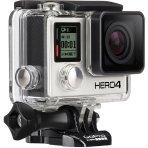$399 GoPro HERO4 Black 4K Action Camera CHDHX-401