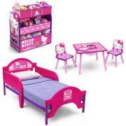 Only $99.98! Kids Bedroom Set with BONUS Toy Organizer