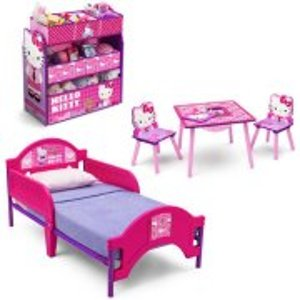 Only $99.98! Kids Bedroom Set with BONUS Toy Organizer