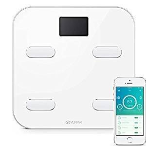 $10 off in $75 YUNMAI M1301 & M1302 Bluetooth Smart Body Scale