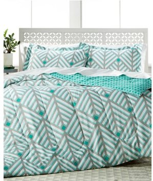 $19.99 Select 3-Pc. Comforter Sets Sale @ Macy's.com